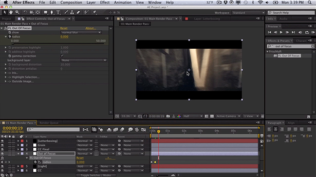 Building The Trailer in After Effects Part II
