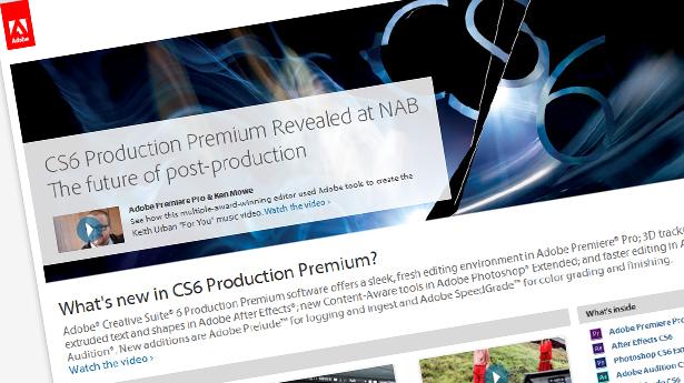 CS6 Suite