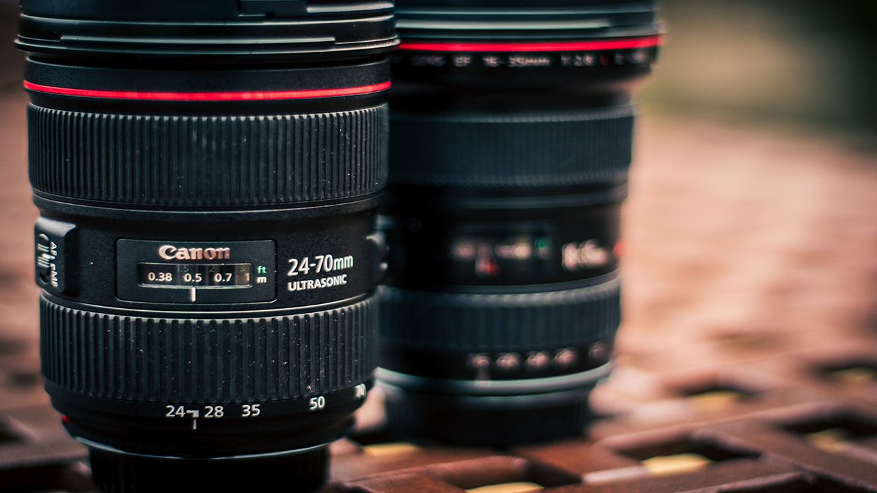 Casual Shooting Tips - Lenses