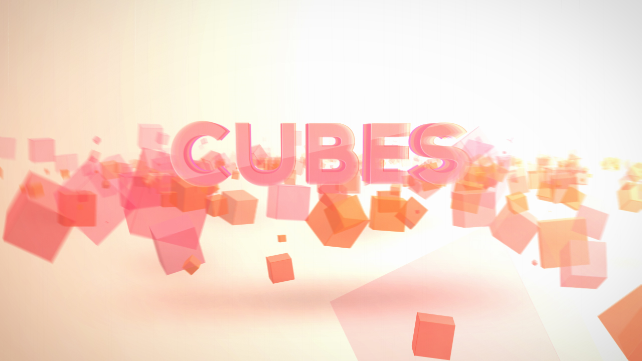 Cube Animation 01