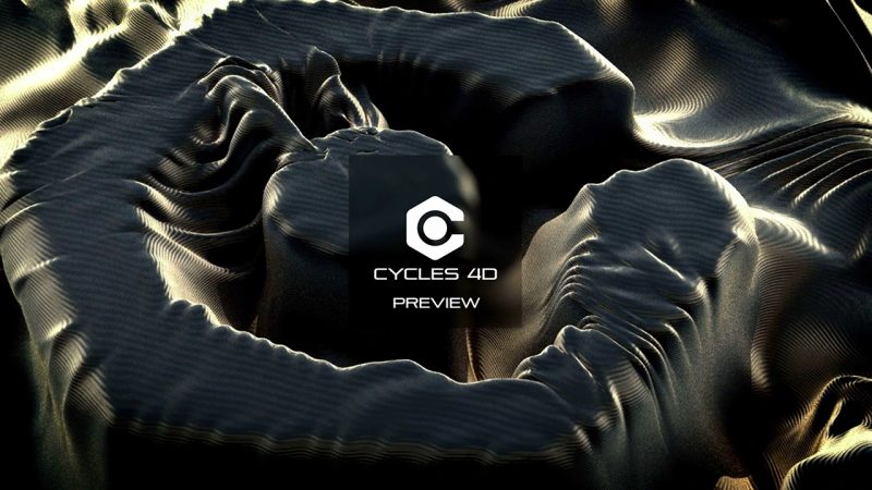 Cycles 4D Renderer by INSYDIUM | Creative Dojo
