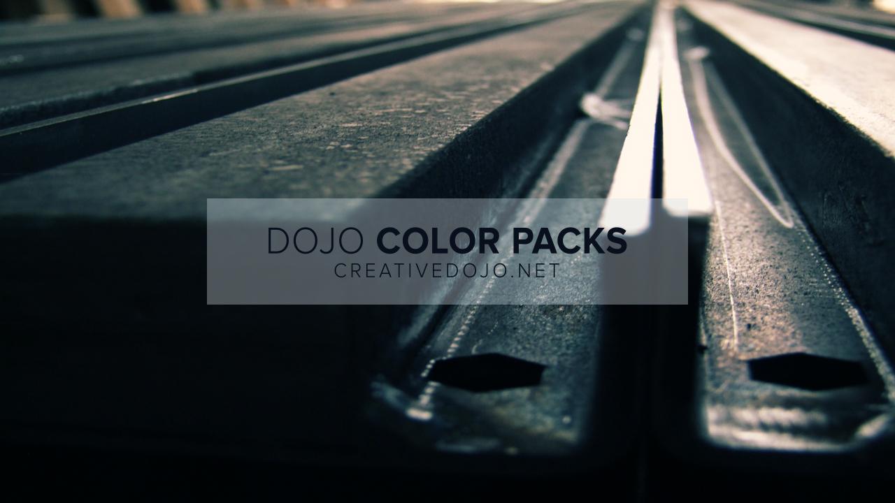 Dojo Color Packs