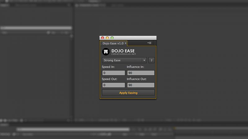 Dojo Ease Script: Easy Easing and Graph Edits in After