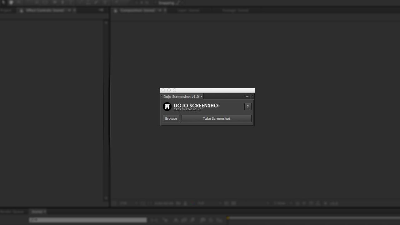 Dojo Screenshot Screenshot 01