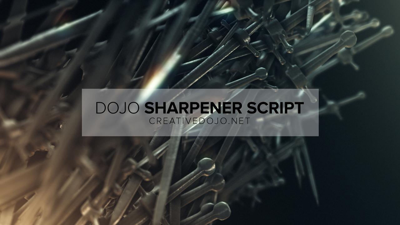 Dojo Sharpener Thumbnail