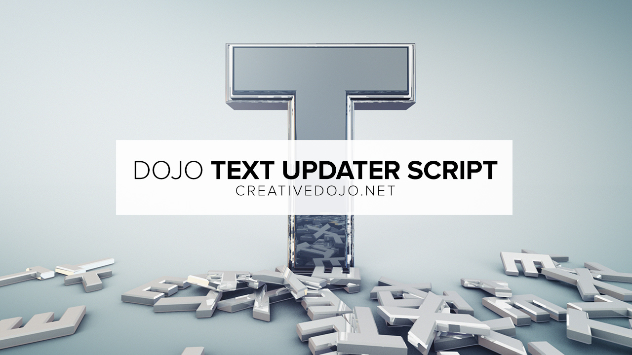 Dojo-Text-Updater-Image