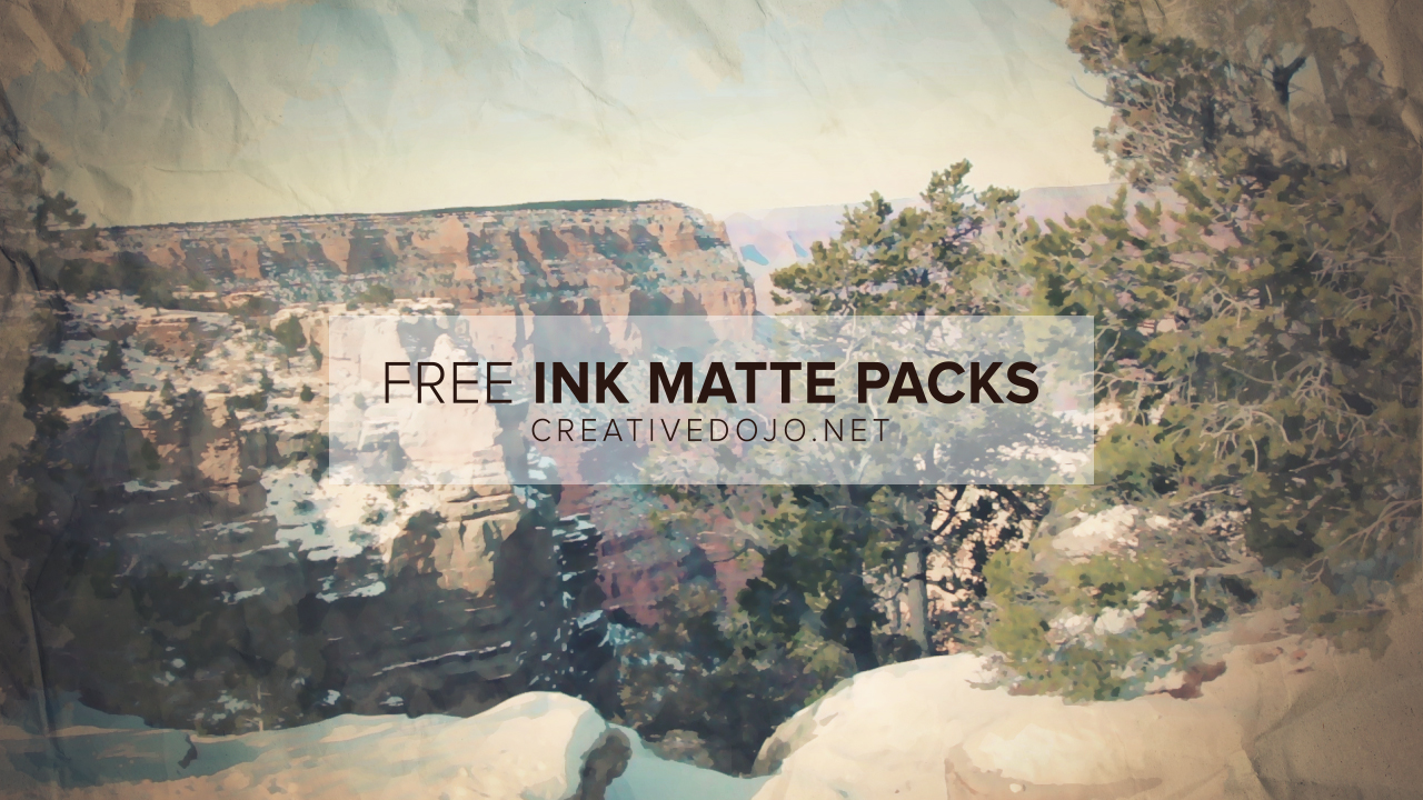 Free Ink Mattes Pack