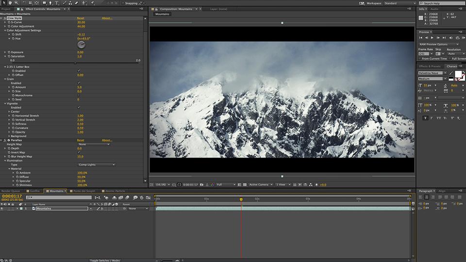 HitFilm Plugins Demo 03