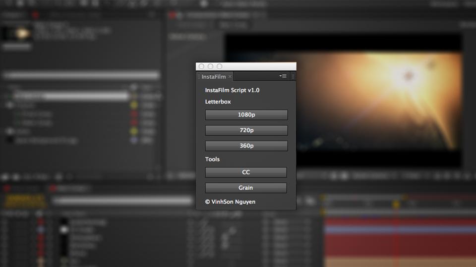 InstaFilm Tools