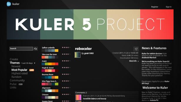 Kuler 5 Project