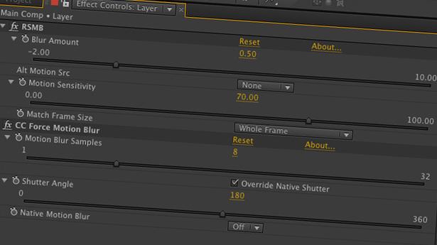 ReelSmart Motion Blur vs CC Force Motion Blur | Creative Dojo