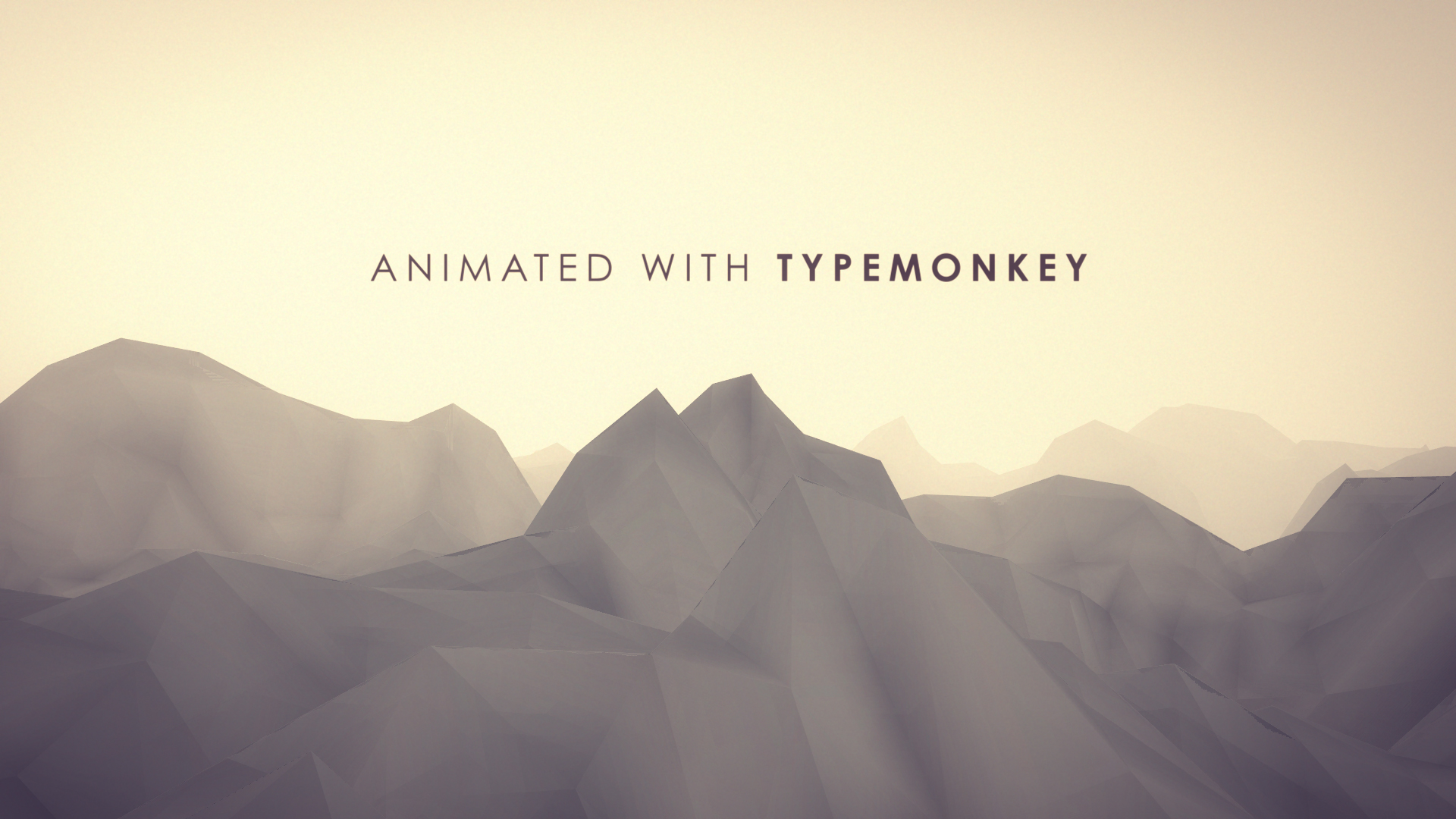 Title Animations Using TypeMonkey