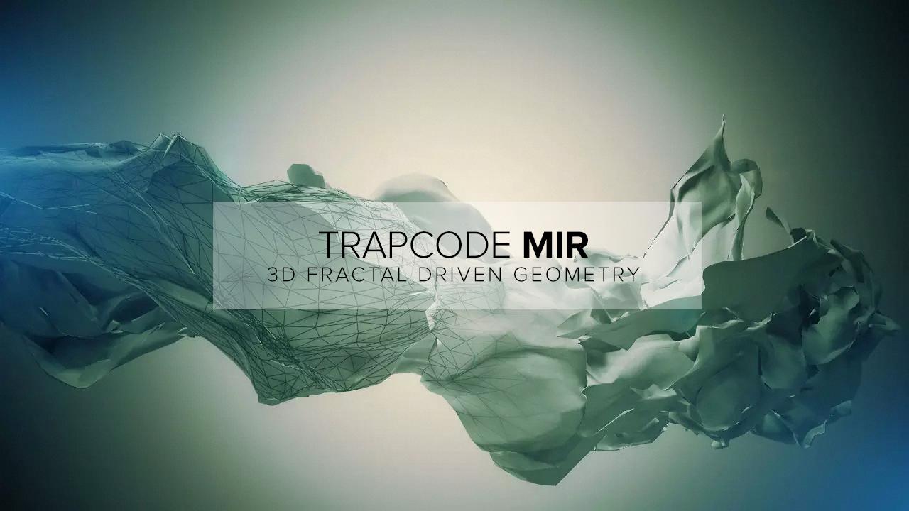 Trapcode Mir Thumbnail