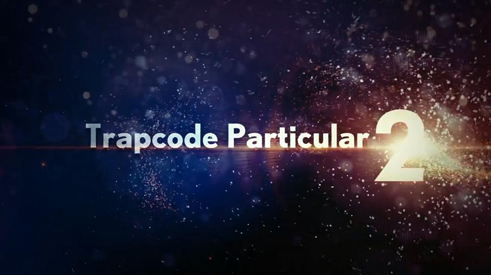 Trapcode Training Series